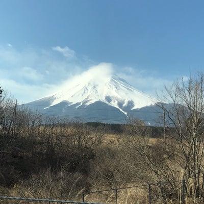 富士山の麓への記事に添付されている画像