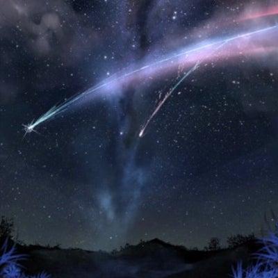 彗星逆行⁉️バッタバタの記事に添付されている画像