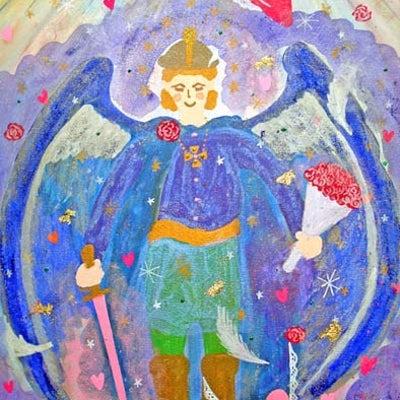 大天使ミカエルの守護と愛の記事に添付されている画像