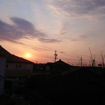 ☆  久し振りに朝陽を見たような気がして。。。☆の記事に添付されている画像