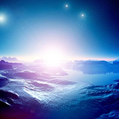 宇宙流れに乗ると加速する変化の記事に添付されている画像