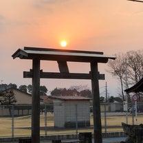 寒さ戻った朝散歩の記事に添付されている画像