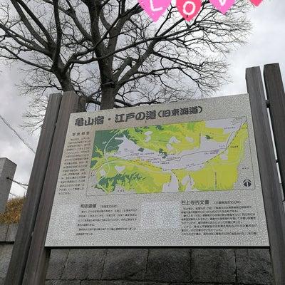 東海道歩き 加佐登~関 その2の記事に添付されている画像