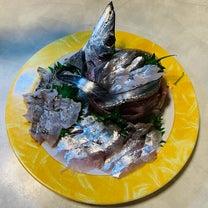 釣った獲物料理編の記事に添付されている画像
