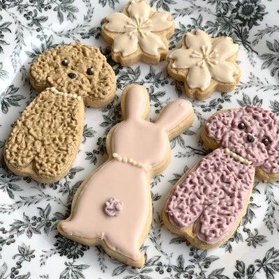 ヴィーガンアイシングクッキーや米粉の桜ケーキで使用したフルーツパウダー情報の記事に添付されている画像