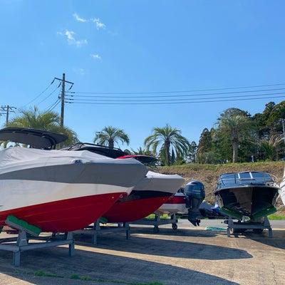 中古艇「YAMAHAAR240」が近々入荷の記事に添付されている画像