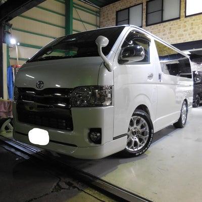 CRS大阪店 ★新車ハイエース納車ブログ★の記事に添付されている画像