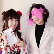 卒業式の袴姿の記事に添付されている画像