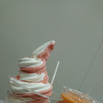 コストコ新商品◆コスパ最高!格別なうまさ!大人気「あまおうソフトクリーム」の記事に添付されている画像