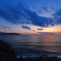 夕日がきれいに見える場所②の記事に添付されている画像