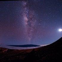 ハワイ島で最高の星空を見るためには??の記事に添付されている画像