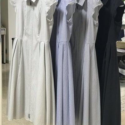 PontNeuf☆2019SS♡シャツドレス・アガタの記事に添付されている画像