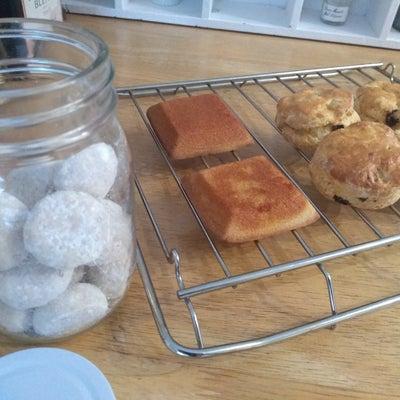 焼き菓子の記事に添付されている画像