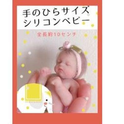 ぷにょぷにょ手のひらサイズリボーンドに、新しい材料がでました。さらにぷにょぷにょの記事に添付されている画像
