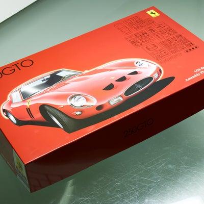フジミ 1/24 フェラーリ 250GTO ワイヤーホイール付きの記事に添付されている画像