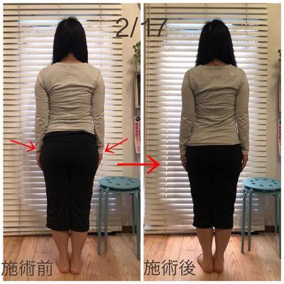 同じ体重でも筋肉をゆるめると、スリムな印象になります。の記事に添付されている画像