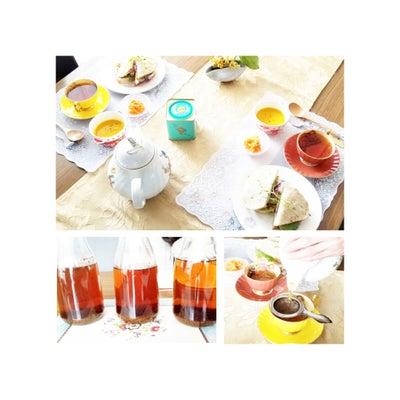 紅茶&プリザーブドフラワーレッスンの記事に添付されている画像