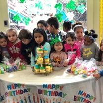 娘の3歳の誕生日の記事に添付されている画像