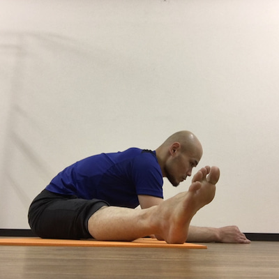 開脚をラク~に練習する方法の記事に添付されている画像