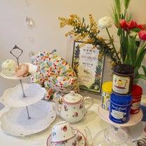 初レッスン♡グルテンフリースコーンとゴールデンルールで淹れる美味しい紅茶のレッスの記事に添付されている画像