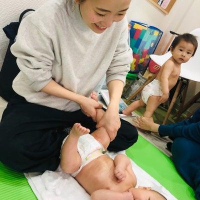 梅田★ベビーマッサージ教室の記事に添付されている画像