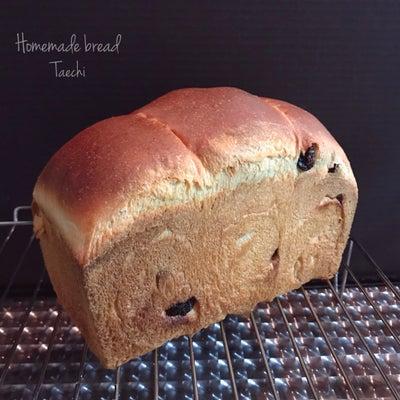 レーズン酵母バゲットとレーズン食パンの記事に添付されている画像