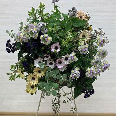 春のお花のスリットバスケット講座レポート(東急BE二子玉川校)の記事に添付されている画像