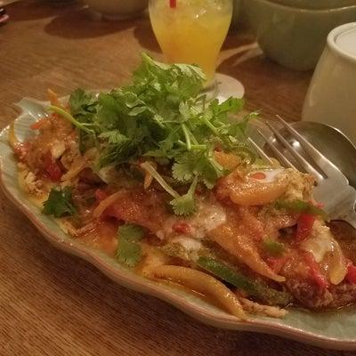 アジア料理の記事に添付されている画像