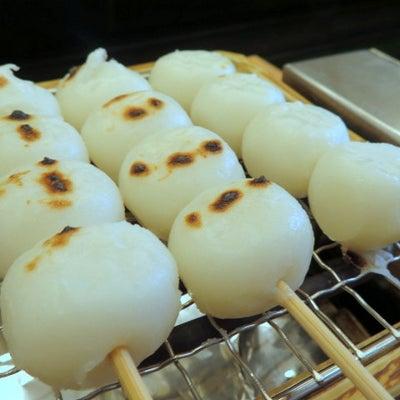 和風コメダで、朝からだんご焼く。の記事に添付されている画像