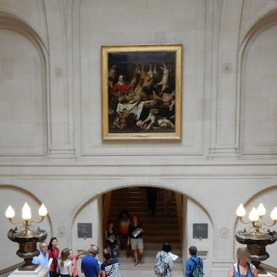 旅行に行ったときは、美術館に行くあなたへの記事に添付されている画像
