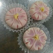 和菓子づくり体験の記事に添付されている画像