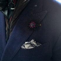 Fuji*IROさんのコサージュとイケメン(๑♡ᴗ♡๑)の記事に添付されている画像