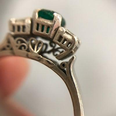 譲り受けられた指輪の修理❗️の記事に添付されている画像