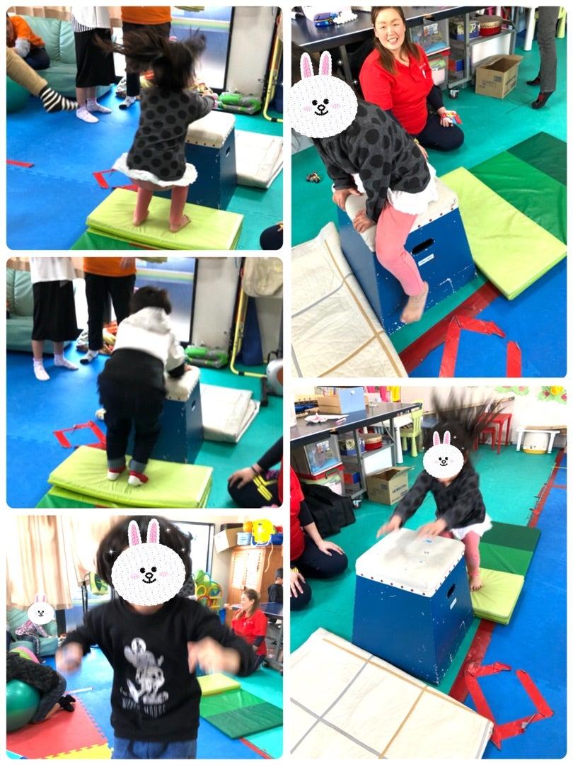 児童発達支援  4〜6才児 未就学クラス  運動療法 体育指導