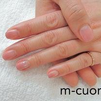 甘皮と縦長爪の関係♡【野花】の記事に添付されている画像