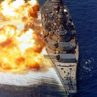 撃つためのデザイン 「艦砲」の記事に添付されている画像