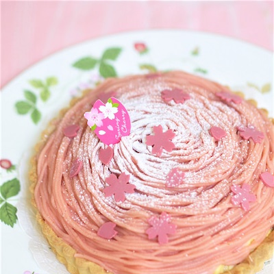 4月のお菓子教室日程の記事に添付されている画像