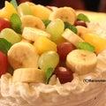 #誕生日ケーキの画像