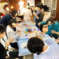 レポ「美容サロンでのイベント ハーバリウムワークショップ」楽しく開催の記事に添付されている画像