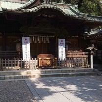 近所の神社にお参りにの記事に添付されている画像