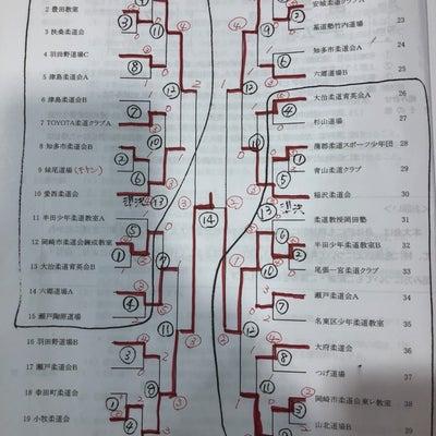 愛知県全少予選結果の記事に添付されている画像