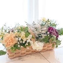 【レッスン風景】お花がはじめてでも安心してご参加できます♪の記事に添付されている画像
