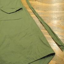 モッズコート 袖幅 & 身幅詰めの記事に添付されている画像