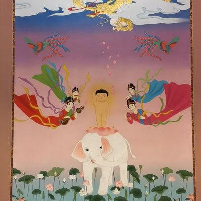 お寺ヨーガご参加ありがとうございます( ´∀`)の記事に添付されている画像