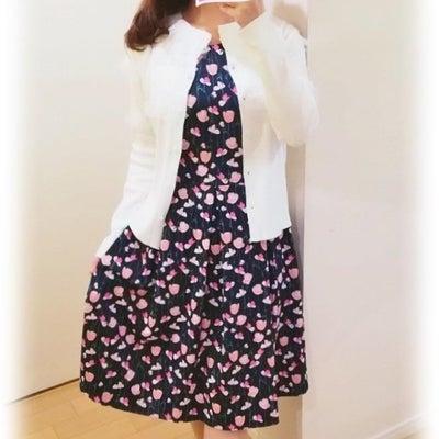 今日のコーデ♡デイリーリラックス&スイトピーワンピース♡アネットの記事に添付されている画像