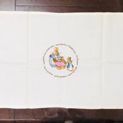 【和光市 料理教室】高校時代に作ったテーブルセンターの記事に添付されている画像