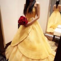 カラードレス試着~即決~の記事に添付されている画像
