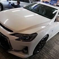 トヨタ・マークX!!チューンナップウーファーお取付!!の記事に添付されている画像