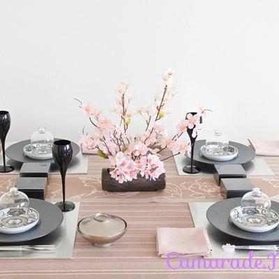 春のテーブルコーディネートレッスン終了しましたの記事に添付されている画像