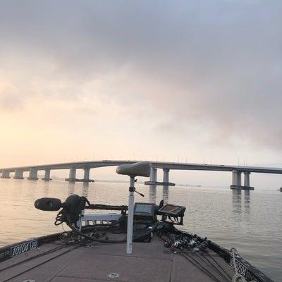 今年初琵琶湖でロクマルの記事に添付されている画像